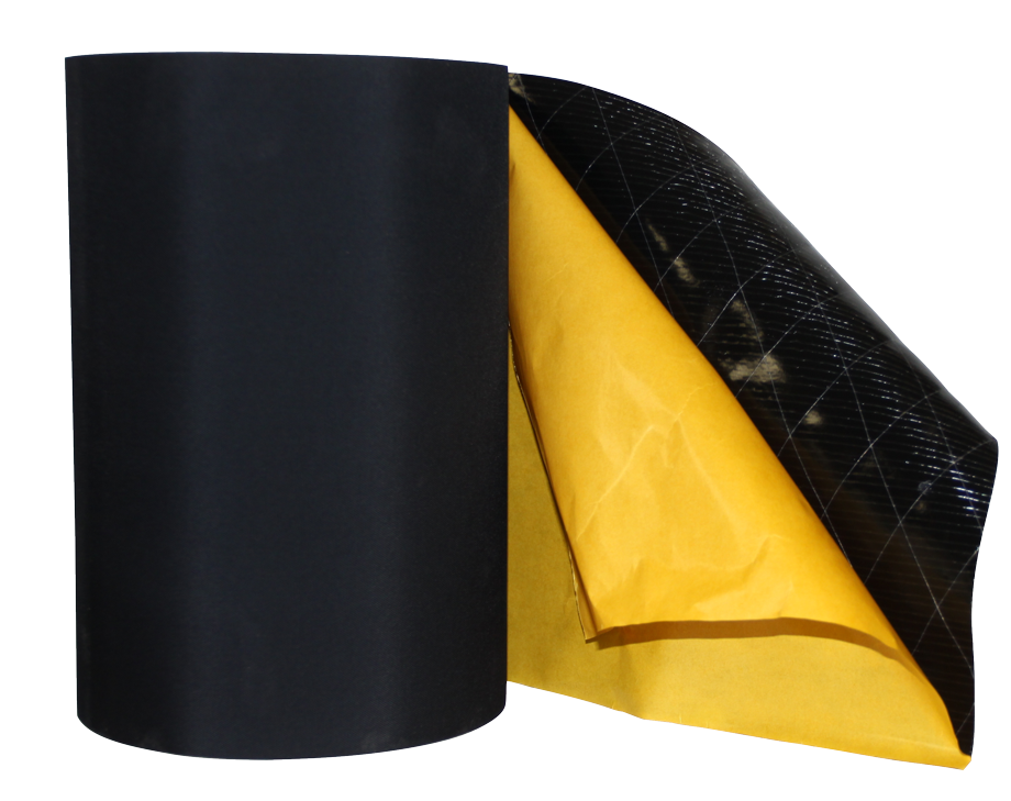 Premiumfol EPDM ZK-A - zelfklevend acryl