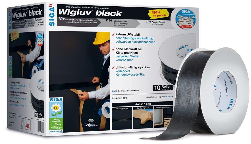 Wigluv black