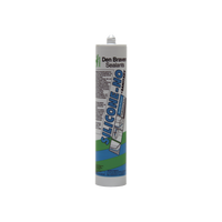 Zwaluw Silicone-NO - neutrale siliconenkit voor sanitair, beglazings- en gevelvoegen